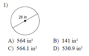 Circles-Circumference-and-area-Medium