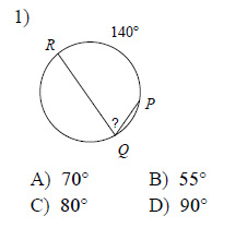 Circles-Secant-tangent-angles-Easy