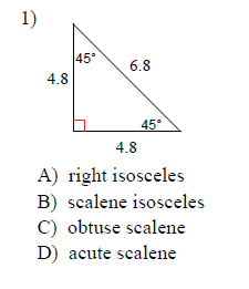 Congruent-Triangles-Classifying-triangles-Medium