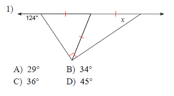 Congruent-Triangles-Isosceles-and-equilateral-triangles-Medium
