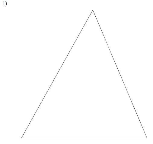 Perpendicular Segment Constructions Worksheets
