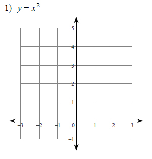 Quadratic-Functions-Graphing-easy