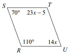 Quadrilaterals and Polygons – Angles Worksheets